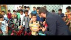 En Güzel Kur'an Okuyan Çocuğa Bisiklet Hediye