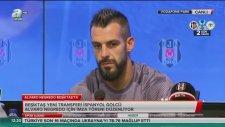 Negredo Beşiktaş'a İmzayı Attı