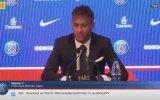 Neymar'ın Come To Beşiktaş Demesi