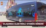 Türkiye'nin İlk Yüzde 200 Yerli Elektrikli Otobüsü