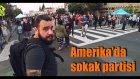 Amerika'da Sokak Partisi - Oakland