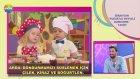 Ebrar ve Arda'dan Yoğurtlu Meyveli Dondurma Tarifi (Çocuktan Al Haberi 5 Ağustos 2017)