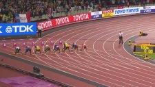Usain Bolt Son Yarışında Geçildi