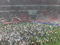 Beşiktaş Konyaspor Süper Kupa Finali Olayları