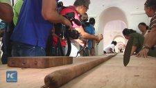 Dünya Rekoru Kıran 90 Metrelik Küba Purosu
