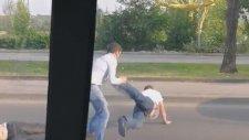 Sürücülerin Ölümüne Kavgası - Ankara