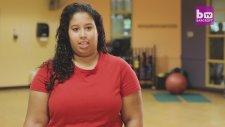 Yoga Aşığı Hafif Toplu Hanım Abla