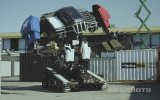 12 Tonluk Dövüşçü Robotu Eagle Prime
