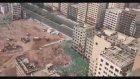 Çin'de 36 Binanın 20 Saniyede Yıkılma Anı