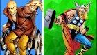 En Güçlü Süper Kahramanlar