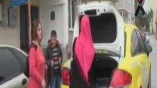 Kütahya'nın Kadınlara Özel Taksisi