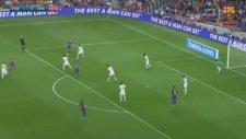 Sergio Busquets'ten Fantastik Gol