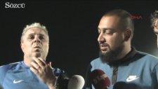Kayserispor'un Hocası Komando Gibi Gidip Galatasaraylıları Öldüreceğiz