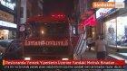 Restoranda Yemek Yiyenlerin Üzerine Yandaki Metruk Binadan Taşlar Düştü: 4 Yaralı