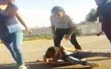 Sivas'ta Liseli Kızların Kavgası La Özlem Bırah La
