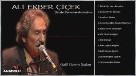 Ali Ekber Çiçek - Gafil Gezme Şaşkın (Official Lyric Video)