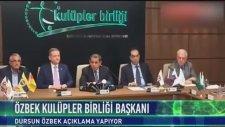 Başkan Dursun Özbek, Kulüpler Birliği Başkanı Oldu