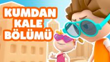 Kukuli – Kumdan Kale   Tinky Minky ile Çizgi Film & Çocuk Şarkıları 2017   YENİ BÖLÜM