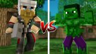 Thor Set Vs Hulk Set (Minecraft)