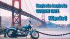 Amerika'da Motor Sürmek - Golden Gate Köprüsü- Motovlog