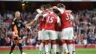 Arsenal 4-3 Leicester City - Maç Özeti izle (11 Ağustos 2017)