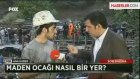Fatih Portakala Somada Yayın Kestiren Protesto
