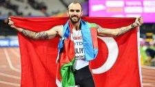 Milli Atletimiz Ramil Guliyev Atletizmde Dünya Şampiyonu Oldu!