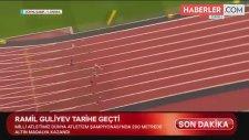 Ramil Guliyev, Usain Bolt'un 200 Metredeki Hegemonyasına Son Verdi