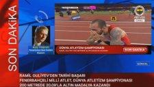 Ramil Guliyev'in Şampiyonluğu Aziz Yıldırımı Ağlattı