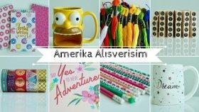 Amerika'dan Aldığım DIY Malzemeleri / Hamilelik
