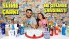Cezalı Jokerli Slime Çarkı Yarışması Çarkı Çevir Kaderine Razı Ol !!