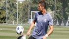 Cristiano Ronaldo İdmanda Coştu