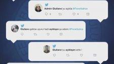 Fenerbahçe, Giuliano Transferini Böyle Açıkladı