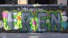 İyi Ki Varsın Eren Grafiti Çalışması