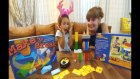 Make Break Duvar Örme Oyunu, Eğlenceli Çocuk Videosu, Toys Unboxing