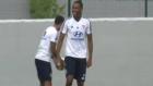 Marcelo'dan Talisca'ya Gönderme