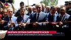 Yüksekova'da ki Camide İlk Cuma Namazı Kılındı