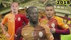 Galatasaray 2018 Yılı Kadrosu - Belhanda , Gomis , Maicon , Feghouli , Fernando.... !