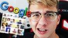 Google'da Kendimi Arattım