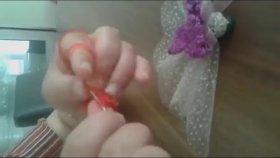 Örgüden Bebek Mevlüt Şekeri Yapılışı Detaylı Anlatım
