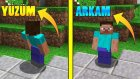 Ters Skin Troll! (Minecraft Komik Anlar)