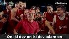 Ceza'dan 12 Dev Adama Destek Şarkısı
