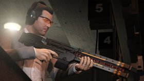 Silahçı Soygunu!  - Gta V Online - Burak Oyunda