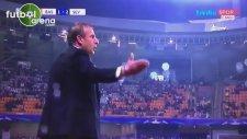 Abdullah Avcı'dan Sevilla maçında hakeme küfür