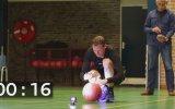 Dünyanın En Hızlı Basketbol Topu Sektiren Adamı  Leon Walraven