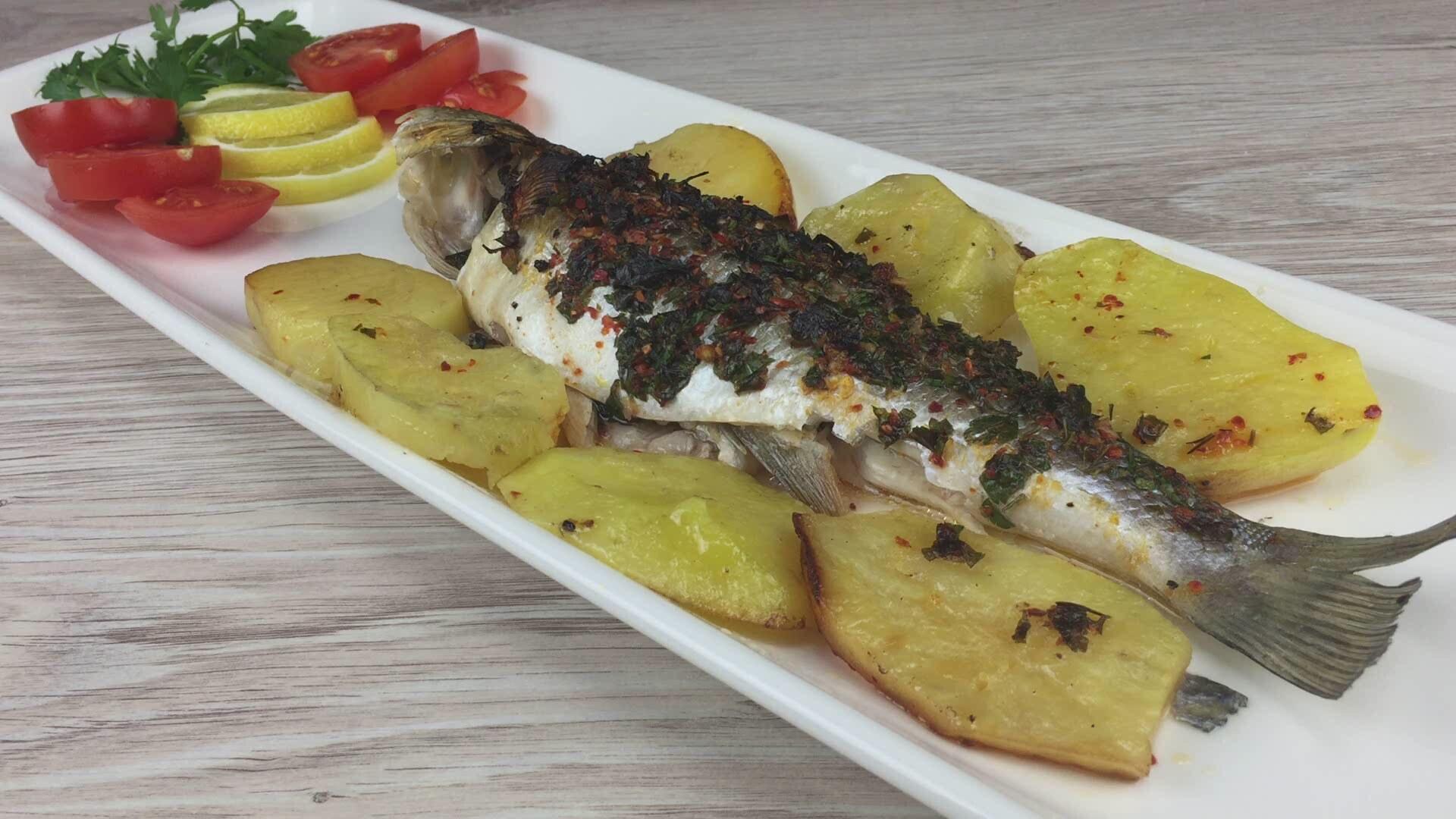Pane Levrek Tarifi – Balık Tarifleri