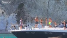 Francesco Totti'den Tekneye Tam İsabet