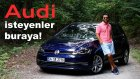 VW Golf Test Surusu