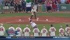 Beyzbol Topunun Çok Yanlış Bir Yere İsabet Etmesi