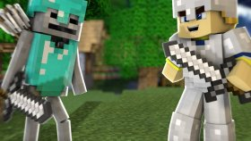 Minecraft Gizemli Macera! - Burak Oyunda